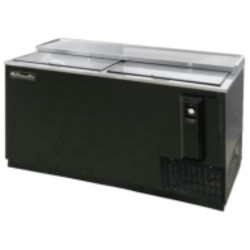 Blue Air BBC-50B 2 slide tops Bottle Cooler