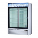 Blue Air BAGR48 Mercandiser Glass Sliding Door