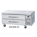 Blue Air BACB36M-HC 2 Drawers Chef Base 36""