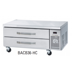Blue Air BACB36-HC 2 Drawers Chef Base 36""