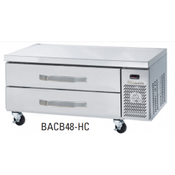 Blue Air BACB48M-HC 2 Drawers Chef Base 48""