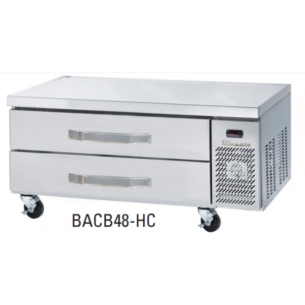 Blue Air BACB48-HC 2 Drawers Chef Base 48""
