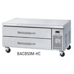 Blue Air BACB53M-HC 2 Drawers Chef Base 53""
