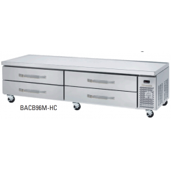 Blue Air BACB96M-HC 4 Drawers Chef Base 96""