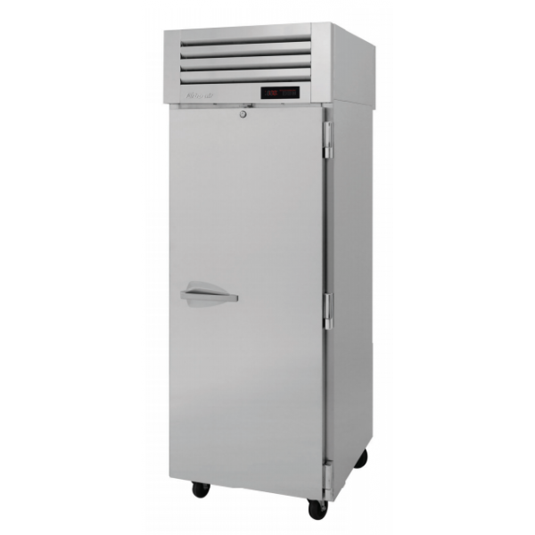 Turbo Air PRO-26H PRO Series Solid Door Reach-in Heated Cabinet, One-section
