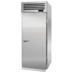 Turbo Air PRO-26H-RI PRO Series Solid Door Heated Roll-in, One-section