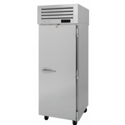 Turbo Air PRO-26H2-PT PRO Series Pass-thru Solid Door Heated Cabinet, One-section