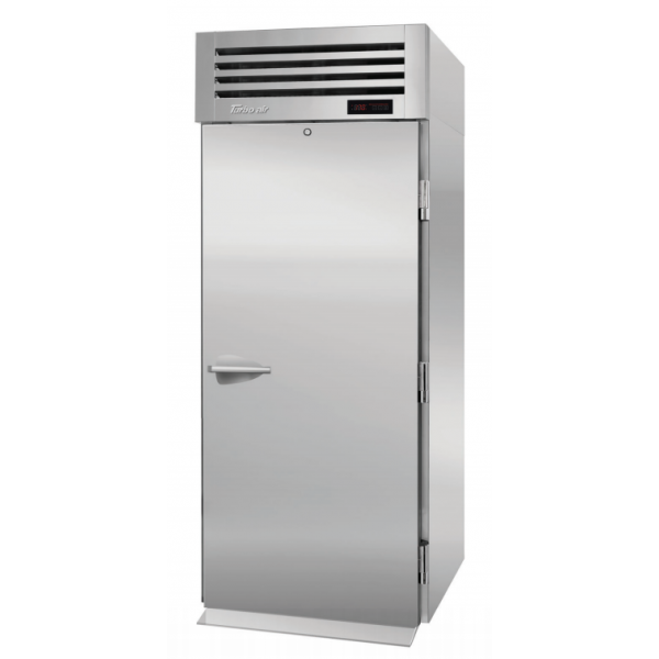 Turbo Air PRO-26H2-RI PRO Series Solid Door Heated Roll-in, One-section
