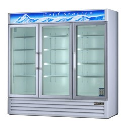 Blue Air BAGR72 Merchandiser Glass Swing Door