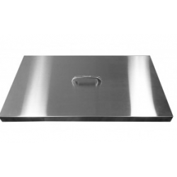 """Turbo Air RCT-72-30-R 72"""" Removable Food Cover for Mega Top Sandwich/Salad Units, Right Side Cover"""